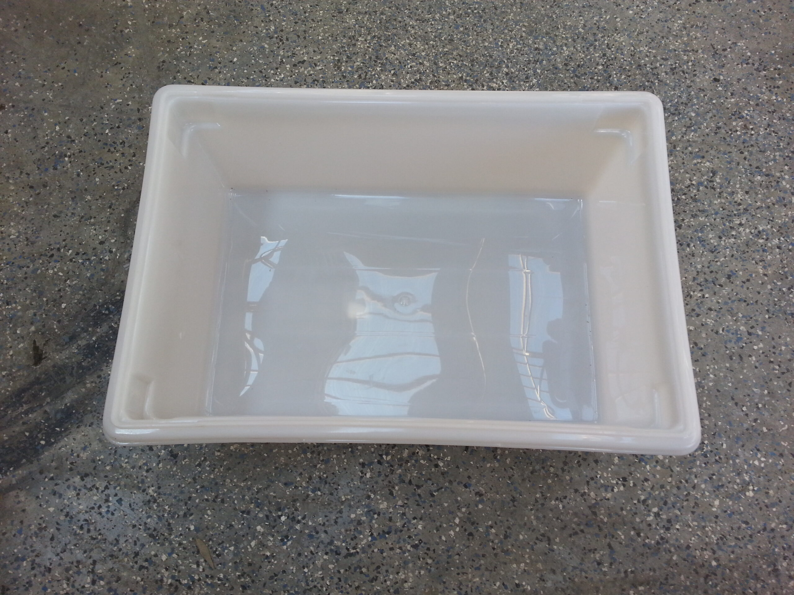 CONTAINER, POLYETHYLENE MAX BOX #900080 Image