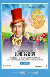 Tcm: Willy Wonka And The Chocolate