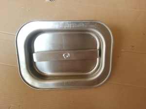 ASSEMBLY, DOOR LID - NEW - (INCLUDES ITEMS 39-44) #202418 Image
