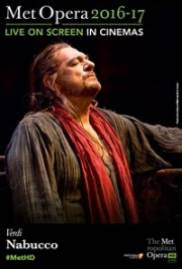 Met Nabucco Live 2016