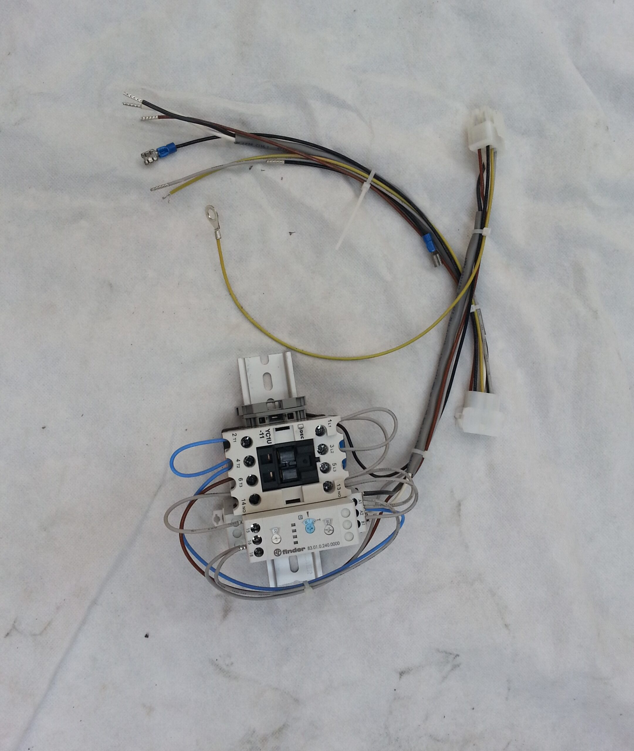 TIMER, 120VAC ELECTRIC #900054 Image