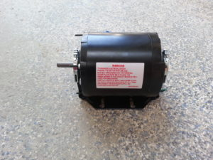 MOTOR, 1/4 HP (120 VAC, 60 HZ) #5004533-034-120, 900184 Image