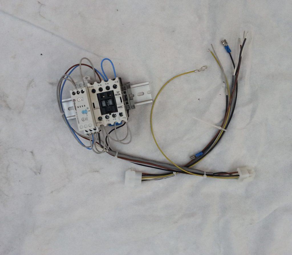 TIMER, 220VAC ELECTRIC #910102 Image